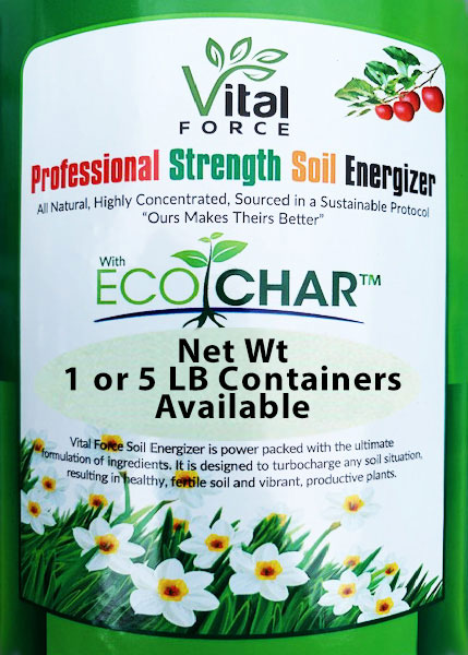 Vital Force / Eco Char